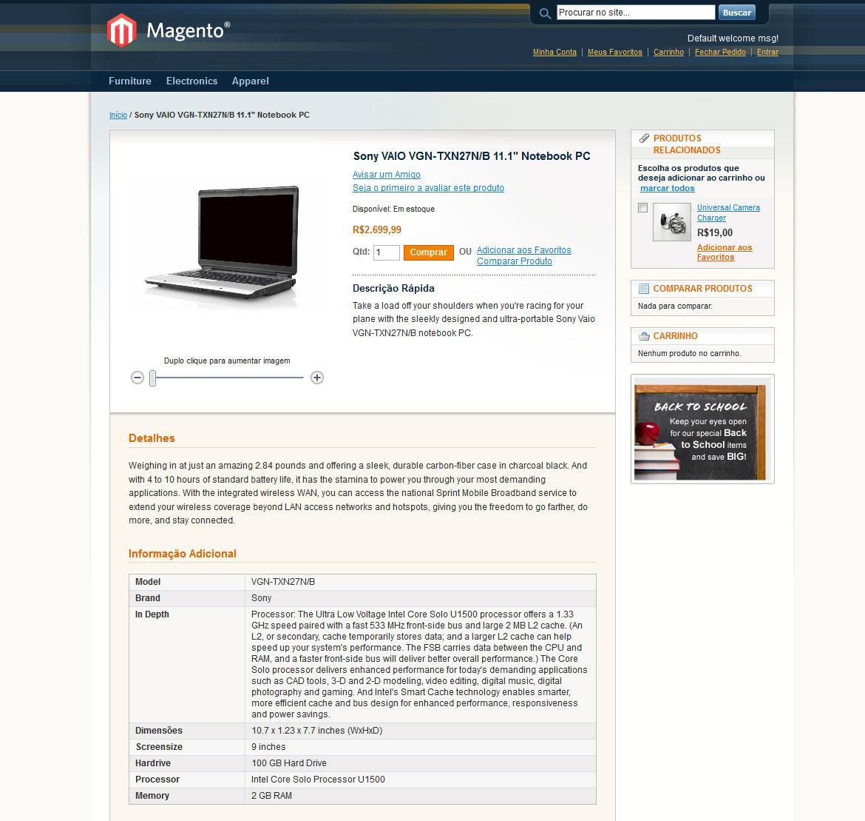 4577ff7e3a6fd Como criar atributos no Magento - Blog Eder Silva - Desenvolvedor ...